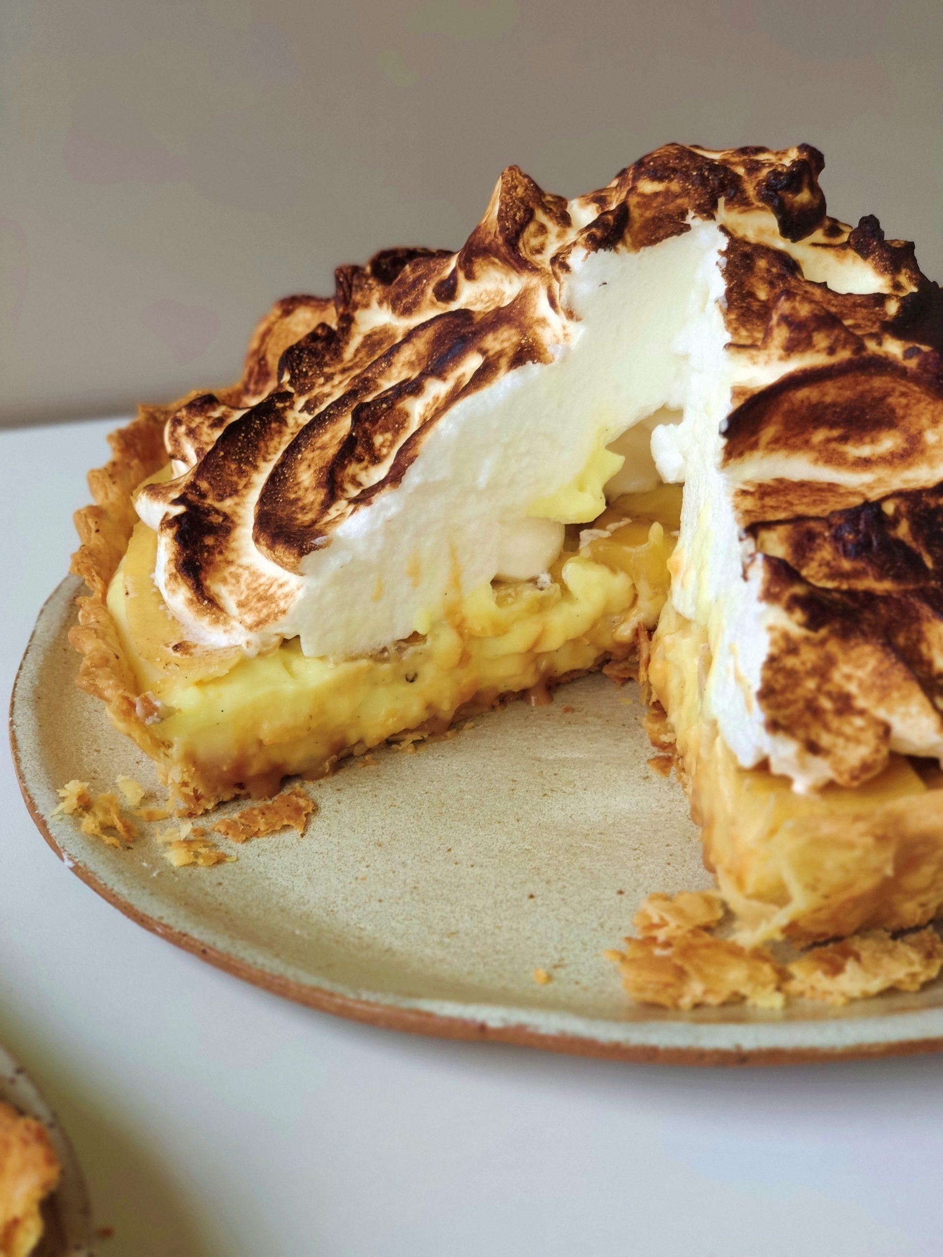torta de banana com mumu