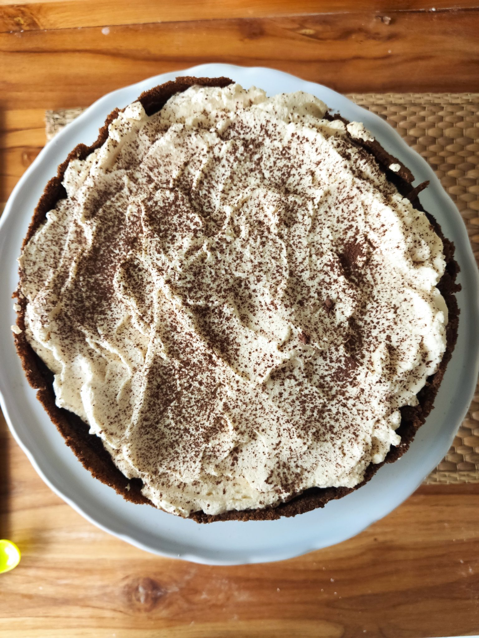 Cobertura Mud Pie